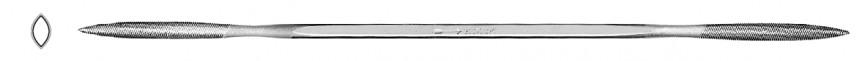 Die sinkers' riffler No. 15