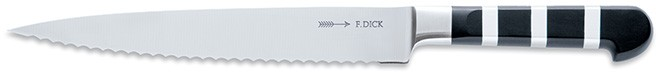 Carving Knife, serrated edge
