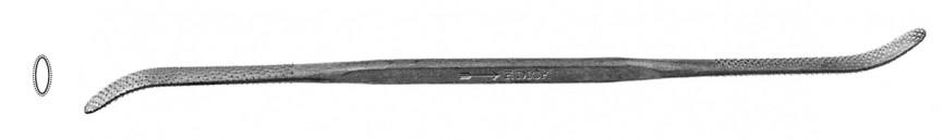 Riffelraspel G212