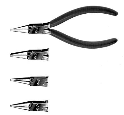 Regleuse pliers (Geneva type)
