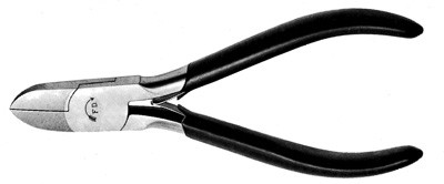 Side cutting nippers (swedish pattern) No. 272