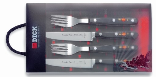 Steak Cutlery Set, Premier Plus, 4 pieces