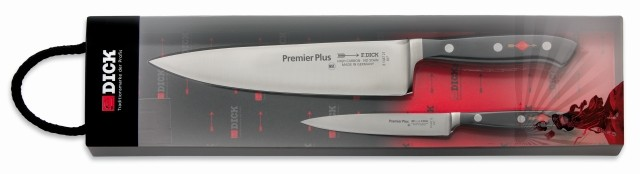 Messer- Set, Premier Plus, 2-tlg