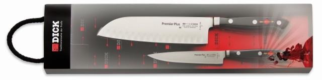 Messer- Set, Premier Eurasia, 2-tlg