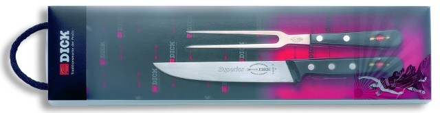 Carving Set, Superior, 2 pieces