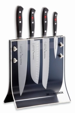 Messerblock 4Knives, Premier Plus, 4-teilig