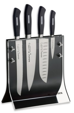 Messerblock 4Knives, ActiveCut, 4-teilig
