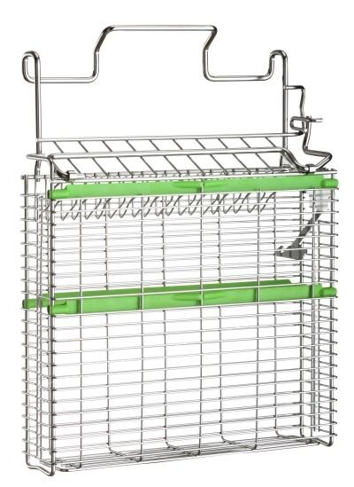 Sistema portacuchillas higiénico RFID