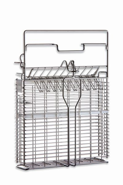 Sistema portacuchillas higiénico RFID, portaguantes