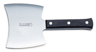 Double-edged Cleaver