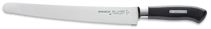 Utility Knife, serrated edge