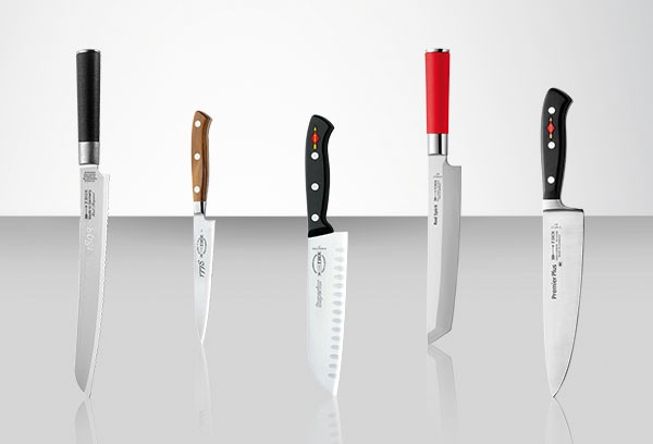 Our Knife Types