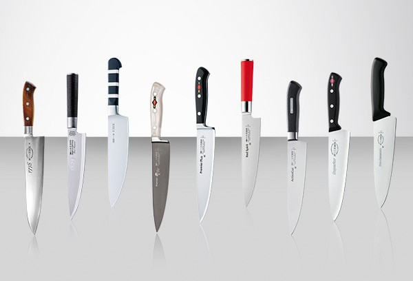 Our Chef's Knives series