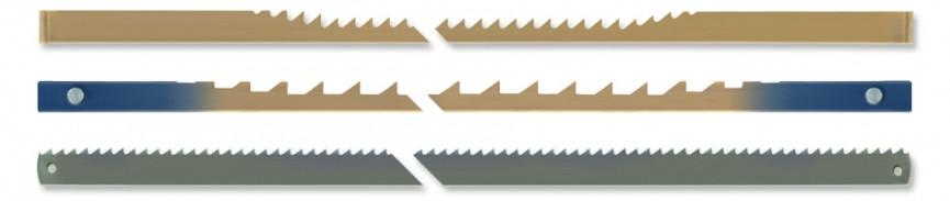 Pégas Laubsägeblätter-/bögen für Holz